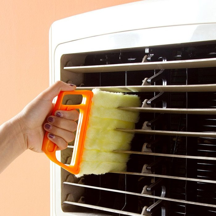 品如衣櫃 軟毛刷 日系清潔劑 居家家 百葉窗打掃衛生工具清洗刷 空調出風口除塵刷子縫隙清潔刷