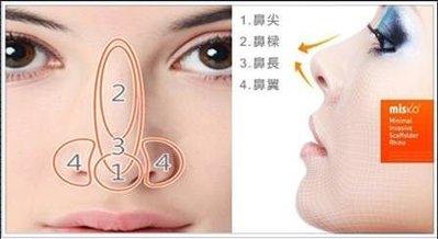 Radiesse3D微晶瓷塑造鼻形/下巴$4880,附有Misko埋線隆鼻(另有sculptra,Restylane,Botox,juvederm)