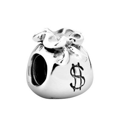 【金永珍珠寶鐘錶】實體店面*PANDORA潘朵拉 保證原廠真品 必買經典款 錢袋 招財錢袋*