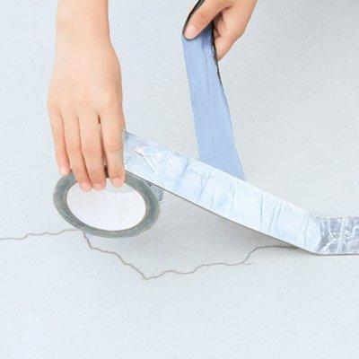 屋頂補裂防漏膠帶 漏水 破洞 防水 防水卷材 牆壁 地面 管口 裂縫 補漏王 密封 隔熱 【P442】☜shop go☞