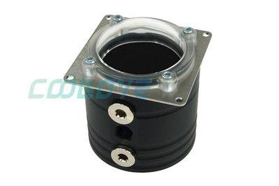 小白的生活工場*Alphacool Cape Corp Bullseye Black Pro (POM)賽車水箱~~現貨