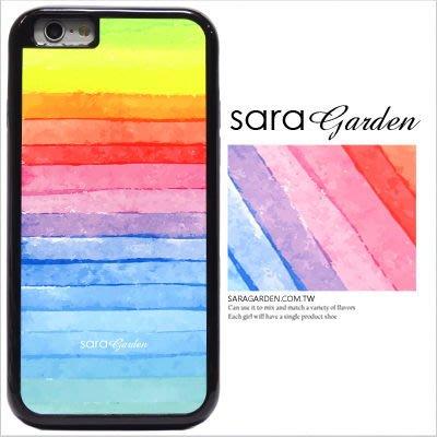 客製化 手機殼 iPhone 7 6 6S Plus【多型號製作】防摔殼 水彩彩虹 光盾 L1201018