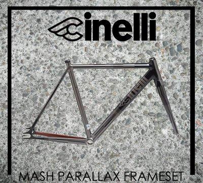 [Spun Shop] 2015 Cinelli Mash Parallax Frameset 車架組