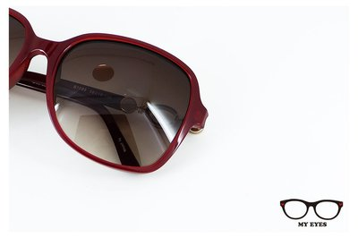 【My Eyes 瞳言瞳語】Bonkers簡約風格太陽眼鏡 珠環裝飾 GUCCI 古馳風