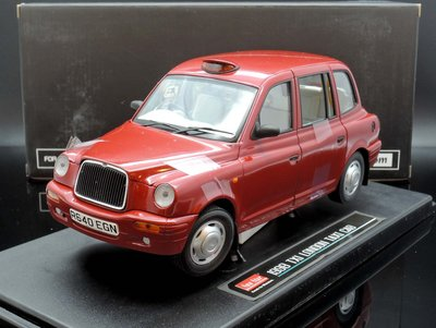 【M.A.S.H】現貨特價 SunStar 1/18 Austin TX1 London Taxi Cab 1998 紅