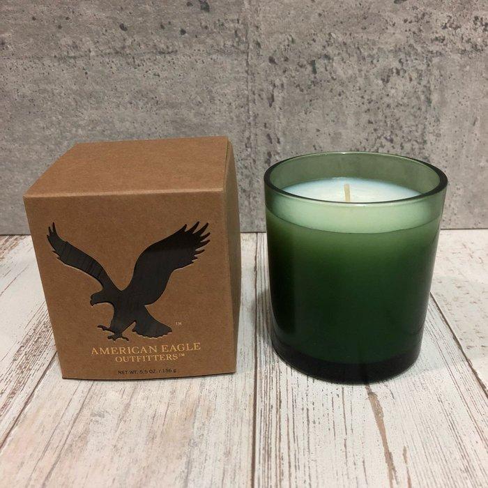 Maple麋鹿小舖 American Eagle * AE 玻璃瓶香氛蠟燭FRAGRANCE CANDLE* 5.5oz