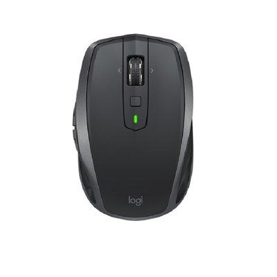 鶴雲網路 Logitech 羅技 MX ANYWHERE 2S 黑色 光學滑鼠/無線滑鼠 2.4GHz 迷你接收器 全新