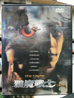 挖寶二手片-D06-057-正版DVD-電影【鴉魔戰士】-艾瑞克馬畢爾斯 克絲汀鄧斯特 茱蒂歐姬芙(直購價)