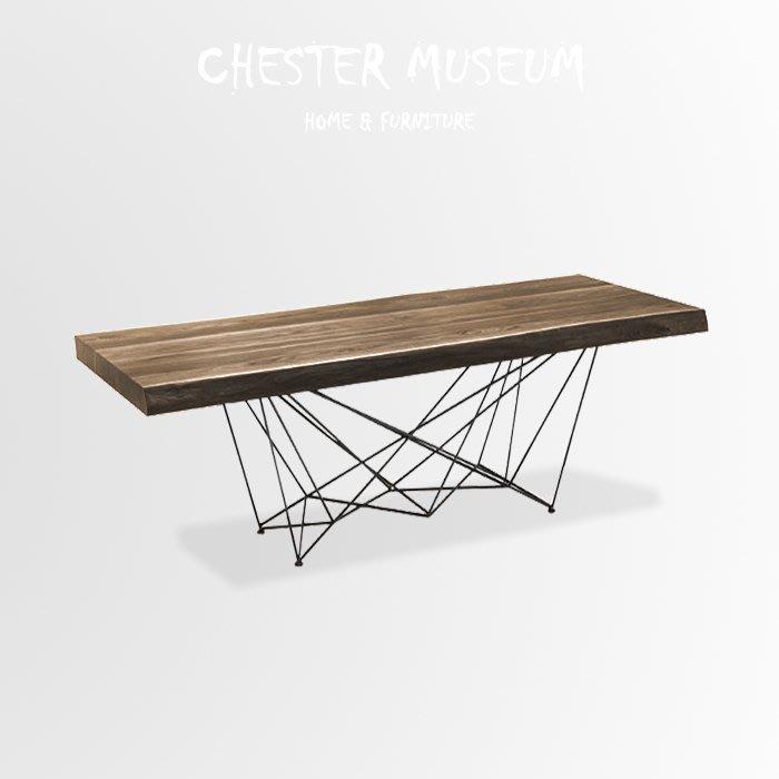 【小】工業風松木桌子(F款) 辦公桌 餐桌 總裁桌 長桌 桌子 會議桌 工業風桌 工業風桌子 工業風 桌子 工業風餐桌