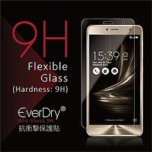 EverDry系列 LG V20 Flexible Glass科技複合新材料 9H 抗衝擊保護貼 非滿版