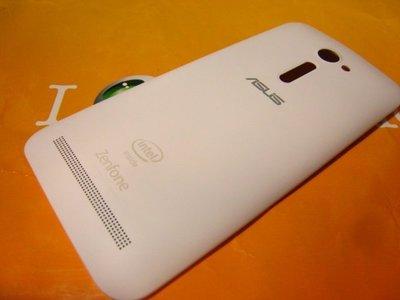 <旦通科技>ASUS Zenfone 2 5吋 原廠全新 白色(拷漆) 電池蓋/自取價$300元.原廠零件
