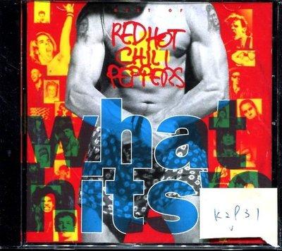 *真音樂* RED HOT CHILI PEPPERS / HITS 二手 K2931(清倉.下標賣5)