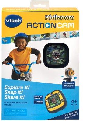 VTech Kidizoom Action Cam 兒童相機+防水配件~請詢問庫存