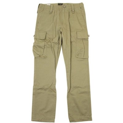 WTAPS JUNGLE.ENGLAND/TROUSERS. 15AW 卡其 口袋 工作褲