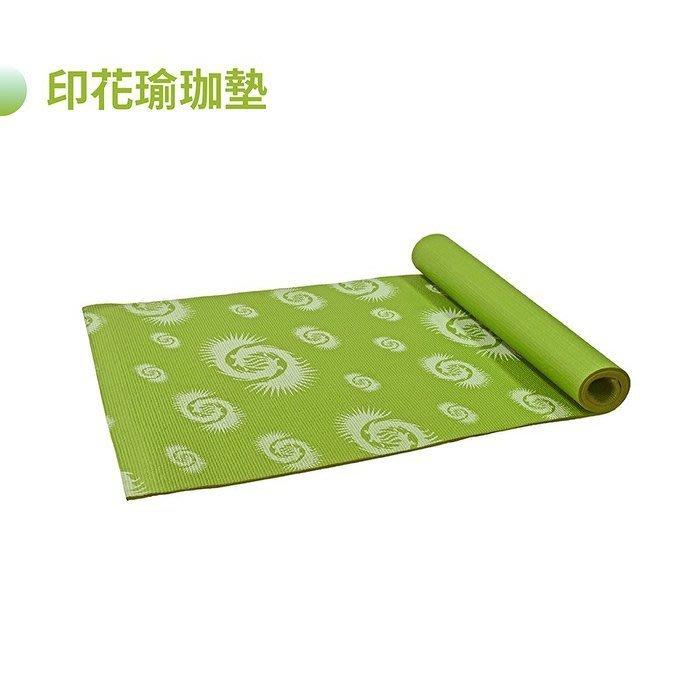 【TreeWalker 露遊】印花瑜珈墊 韻律有氧健身墊yoga mat  超美四色