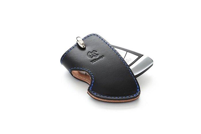 【樂駒】3D Design BMW 全車系 Key case 鑰匙 皮套 車用 周邊 精品 皮革 保護 刀鋒型 日本
