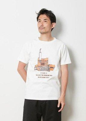 |The Dood Life|Snow Peak Auto Igniter Tシャツ / 火的起源 汽車點火器 T