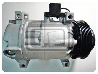 【TE汽配通】Benz 賓士 W202 94-97年 冷氣 壓縮機 新冷煤 R134 全新品 外匯進口件