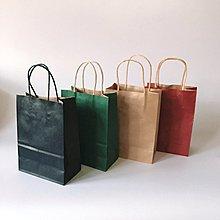 聚吉小屋 #熱賣#高端手提禮品袋牛皮包裝袋 多色點心伴手禮包裝袋 包裝禮品袋1個(價格不同 請諮詢後再下標)