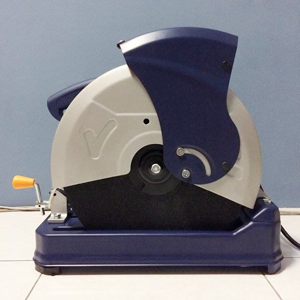 BOSS-MOD911-14吋切台/高速切斷機/金屬切斷機/(送砂輪片)
