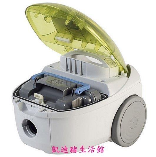 【凱迪豬生活館】Panasonic/松下 吸塵器 輕便小巧大吸力 可洗集塵盒MC-CL340 多功能吸嘴雙旋風集塵過濾可水洗集塵盒KTZ-200941