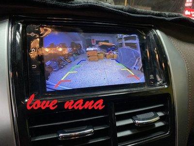 [[娜娜汽車]] 豐田 18 new yaris 專用 倒車鏡頭 倒車攝影鏡頭 支援原廠主機