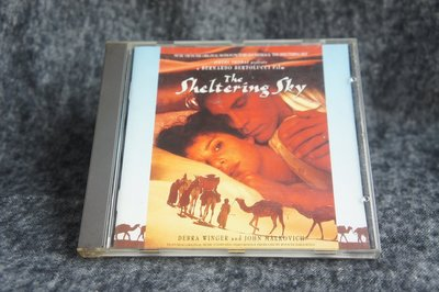 [ CD ] The Sheltering Sky 遮蔽的天空