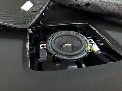 中壢富馳汽車音響 HONDA NEW CRV5專用中置喇叭/附有專用線組不剪原廠線路