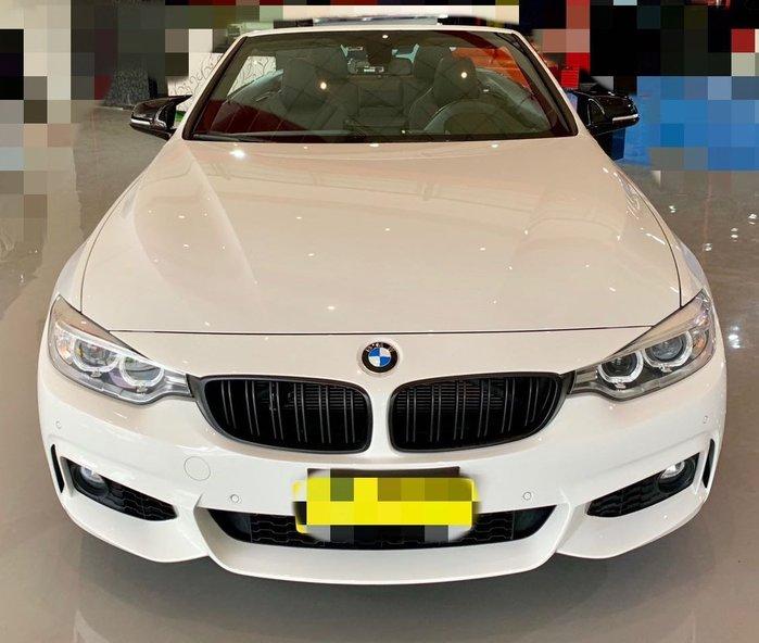 BMW 4系列 F32、F33、F36 420、428、435、430,原廠///M版 保險桿、葉子板、引擎蓋、尾翼