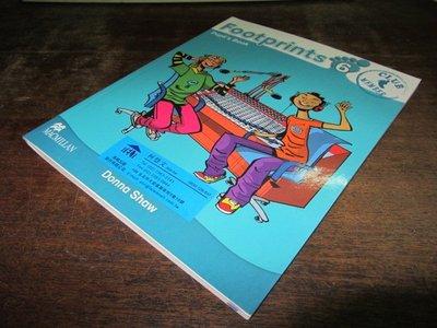 欣欣小棧 FOOTPRINTS 6 Pupil's Book (書+習作簿+2CD)》(家中13箱)