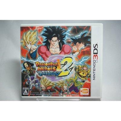 [耀西]二手 純日版 任天堂 3DS N3DS 七龍珠 究極任務 2
