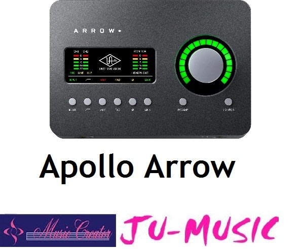 造韻樂器音響- JU-MUSIC - Universal Audio Apollo UAD Arrow 公司貨 免運費』