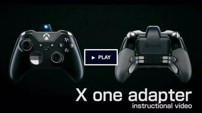 ☆台南PQS☆ 現貨 BROOK Xbox One電池轉接器 支援X1/P4/Switch 無線遙控 藍芽 支援耳機