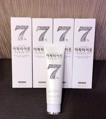 【38日韓】韓國 晶鑽7 貴婦牙膏 130g