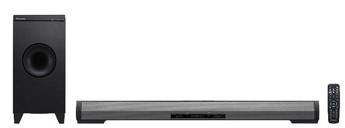 高傳真音響 Pioneer【SBX-N700】無線網路前置揚聲器系統 雙低音單體 多樣化的網路功能 廣頻全音域單體