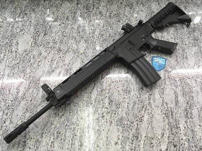 JHS((金和勝 生存遊戲專賣))免運費 SRC 全金屬外銷版 T91 後座力EBB 電動槍 6220