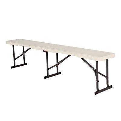 Lifetime 6呎 折疊式 長椅