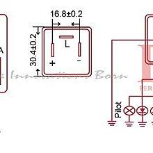 【PA LED】Sentra 341 HV CE Cefiro A33 3PIN 防快閃 LED 方向燈 繼電器 閃光器
