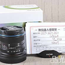 【品光數位】 LAOWA 老蛙 9mm F2.8 FOR EF-M 平輸貨 #99296