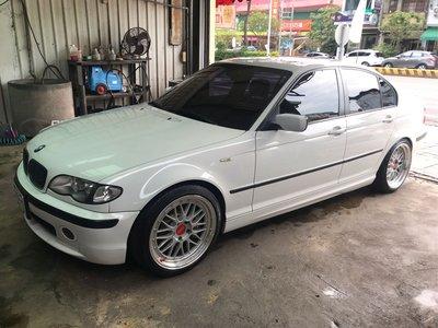 急售 2005 末代 BMW E46 318i 2.0 Msport版