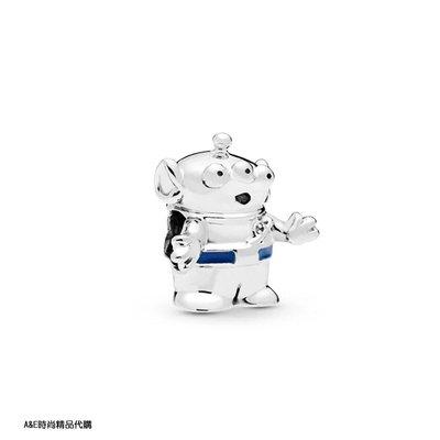 A&E精品代購Pandora 潘朵拉 迪士尼玩具總動員三眼串珠  925純銀 Charms 美國代購