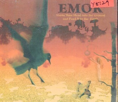 *還有唱片行* EMOR / SHOVE YOUR HEAD INTO THE GROUND 全新 Y5129