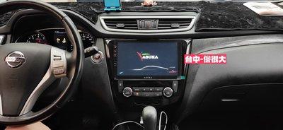 俗很大~ASUKA飛鳥 手機鏡像/IOS/安卓/導航/聯網【PTA-310】10吋車用影音主機(X-TRAIL實裝車)