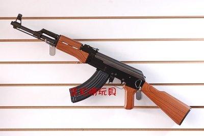 JHS((金和勝 生存遊戲專賣))台製 SRC 金屬入門版 AK-47 電動槍 7176