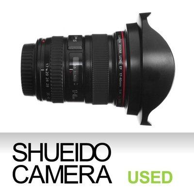 集英堂写真機【3個月保固】中古極上品 / CANON EF 17-40mm F4 L USM 廣角變焦鏡頭 9426
