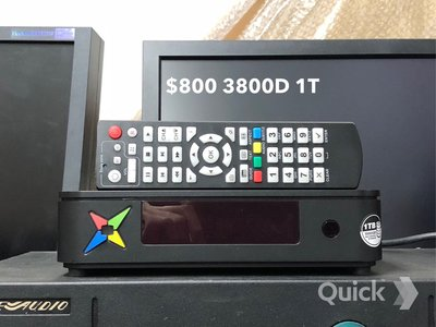 Magic tv 3800D
