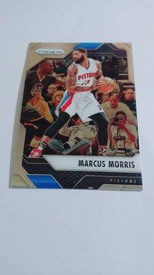 明星球員MARCUS MORRIS精美一張~10元起標