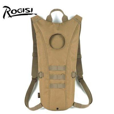 全新 ROGISI陸傑士軍迷野營單兵戰術水袋囊背包野外生存裝備10P29特賣 戶外必備