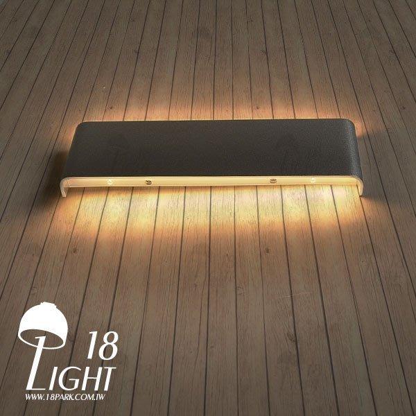 【 18 LIGHT 】 俐落質感 Texture [ 空之音壁燈-59cm-霧銀 ]