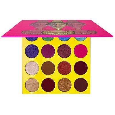 特價出清(現貨在台)Juvias Place Mini Masquerade Palette 16色眼影盤